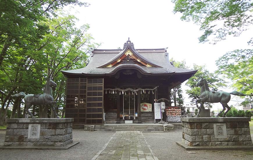 新潟恋愛成就スポット!金峯神社(きんぷじんじゃ)に行ってみた