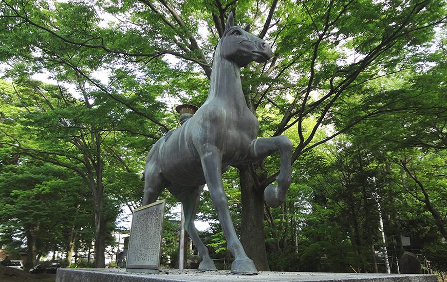 金峯神社の流鏑馬