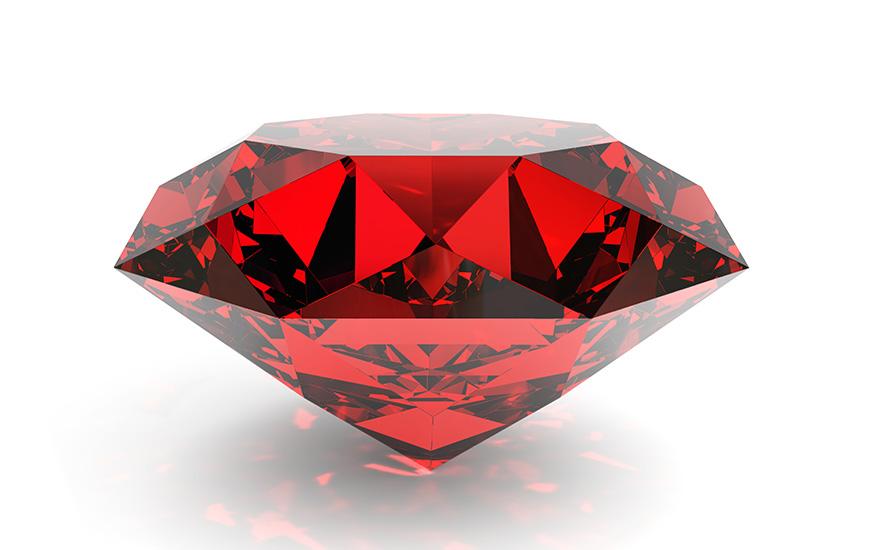ルビーは宝石の女王様。あなたを助ける赤いパワーストーン