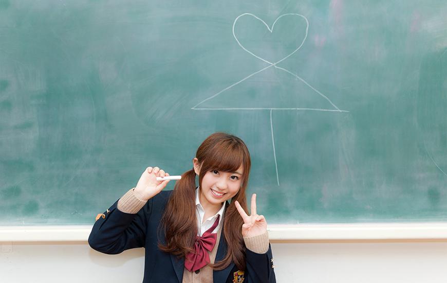 片思いの恋愛と受験勉強を両立
