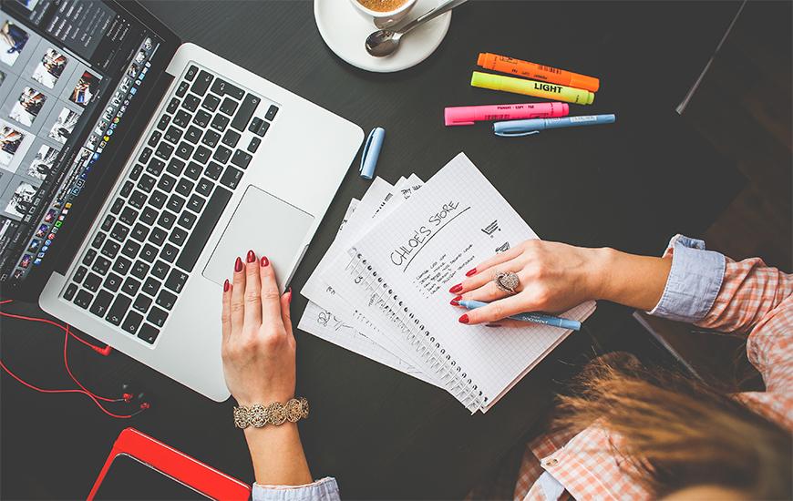 働く女性必読!毎日の仕事が少し楽になる考え方