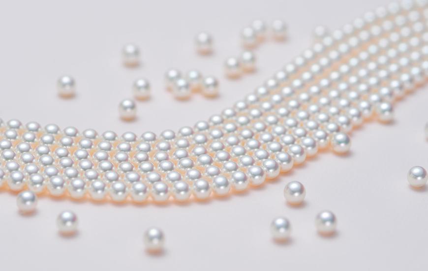 真珠の種類と手入れからマメ知識