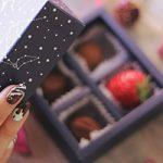 バレンタインの義理チョコ-00