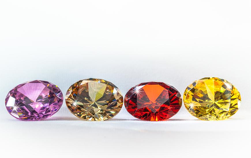 カラーチェンジする宝石の種類